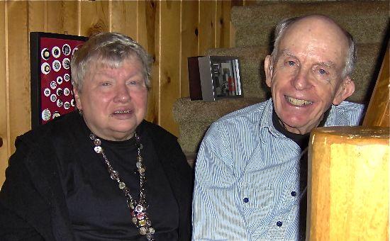 Jean and John Rivers