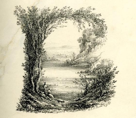 "Charles Joseph Hullmandel's ""Alphabet Landscape"""